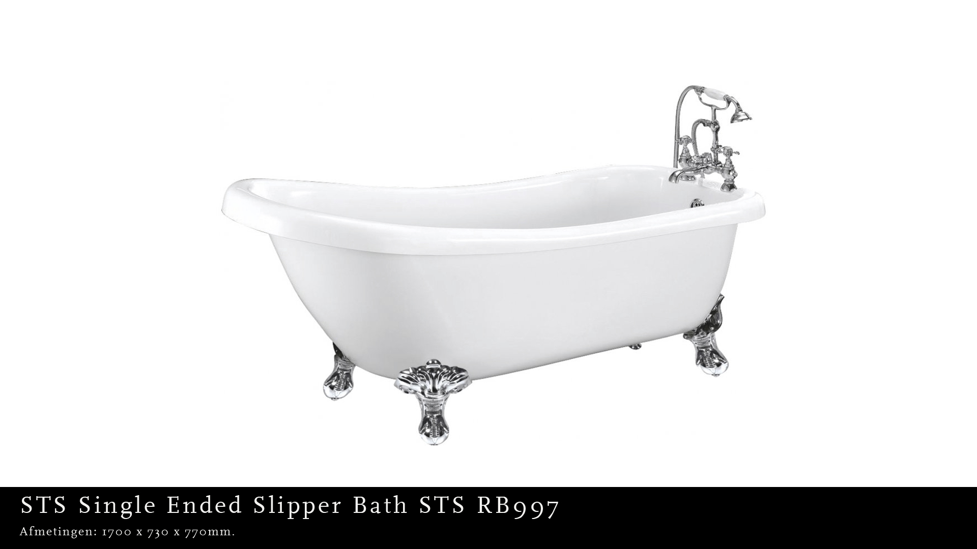 Classic Roll Top Baths