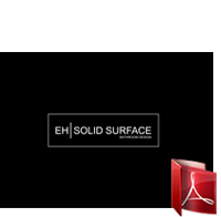EH Solid Surface Catalogus